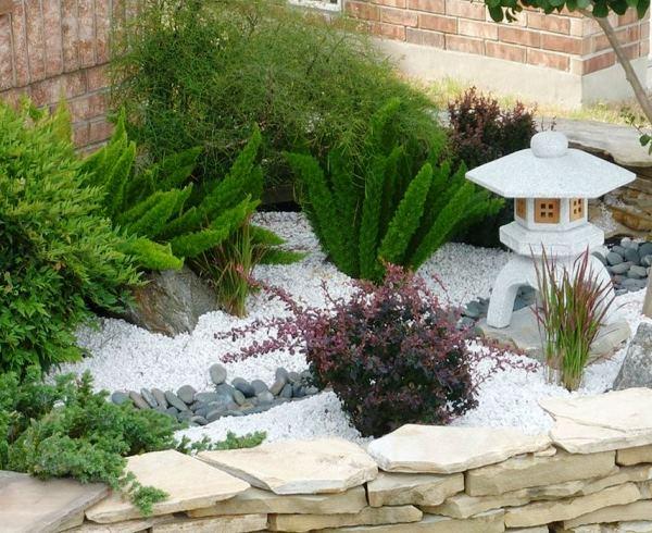 Сад в японском стиле фото