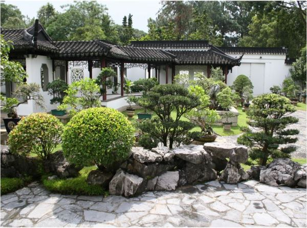 японский сад фото 6