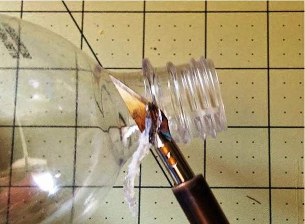 поделки из бутылок фото 10