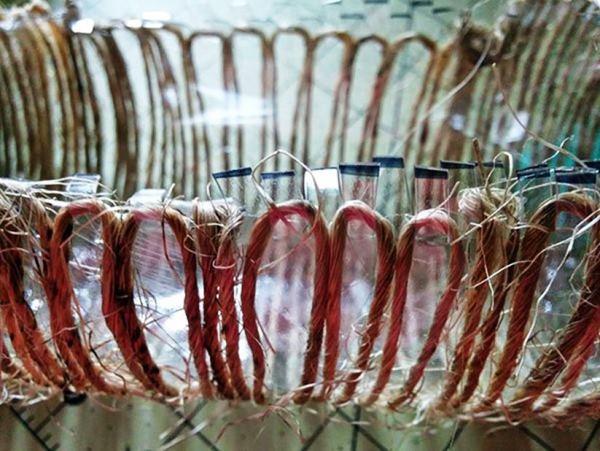 поделки из бутылок фото 12