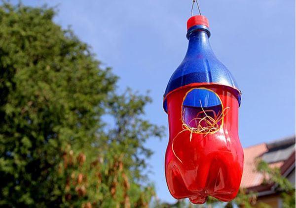 поделки из бутылок фото 26