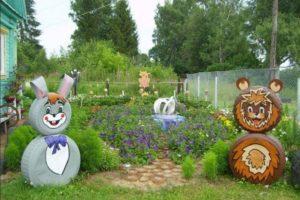садовые скульптуры фото 32