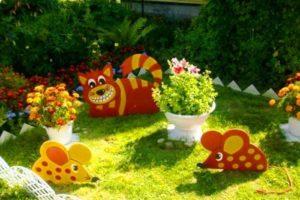 садовые скульптуры фото 56