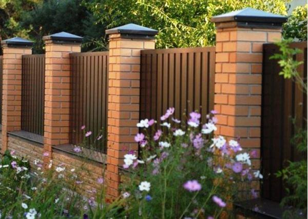 забор для палисадника фото 2