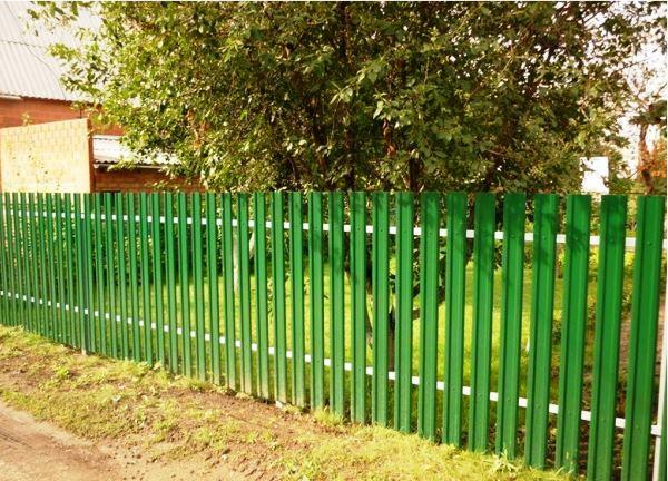забор для палисадника фото 3