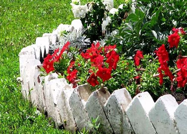 забор для палисадника фото 9