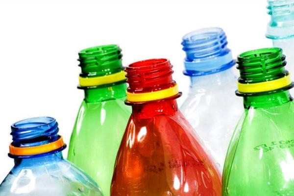 забор из пластиковых бутылок фото