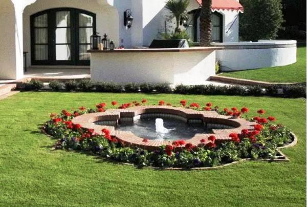 фонтан фото 4