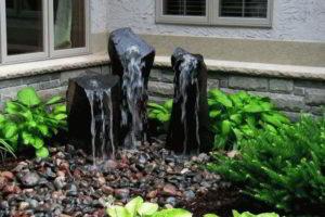 фонтан на даче фото 14