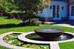 фонтан на даче фото 30