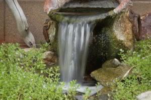 фонтан на даче фото 39