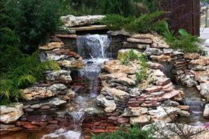 водопад фото 16