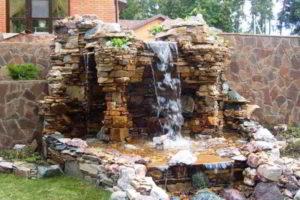 водопад фото 17