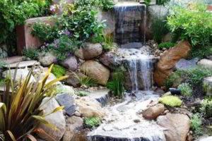 водопад фото 3
