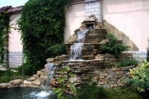 водопад фото 5