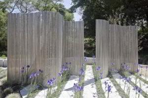 забор из штакетника фото 3