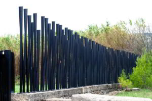 забор из штакетника фото 6