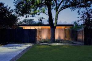 забор из штакетника фото 7