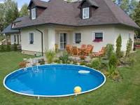 Фото каркасный бассейн