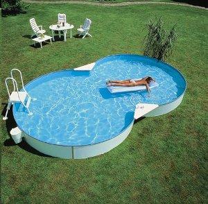 Особенности консервации больших бассейнов
