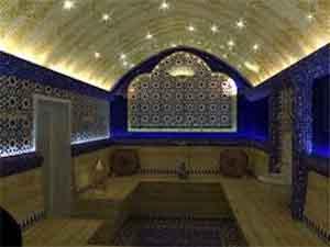 Современный турецкий хамам