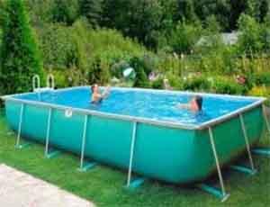 Постройка каркасного бассейна самостоятельно