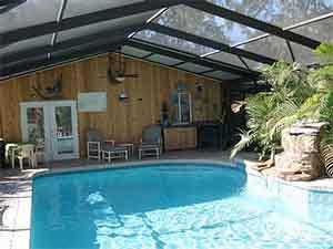 Где разместить бассейн в частном доме