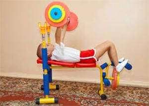 Выбор тренажера для ребенка