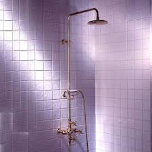 Душевая система с тропическим душем