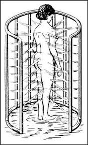 устройство циркулярного душа