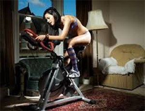 Велотренажер для похудения