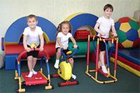 детский спортивный тренажер