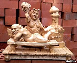 История бани и сауны
