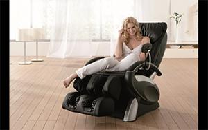Массаж на кресле