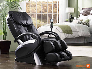 Фото массажное кресло
