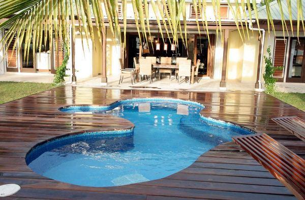 дизайн бассейна в частном доме фото 11