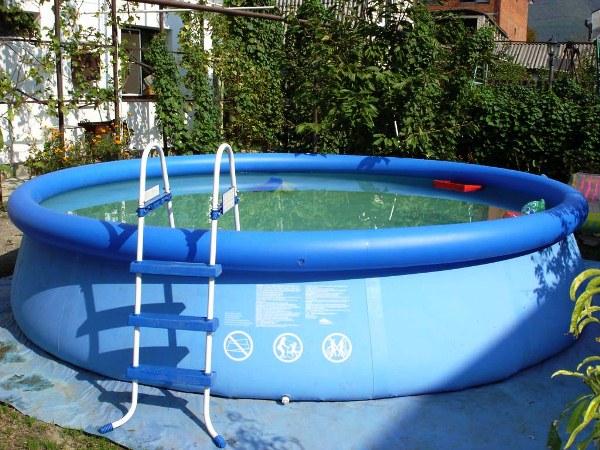 дизайн бассейна в частном доме фото 6