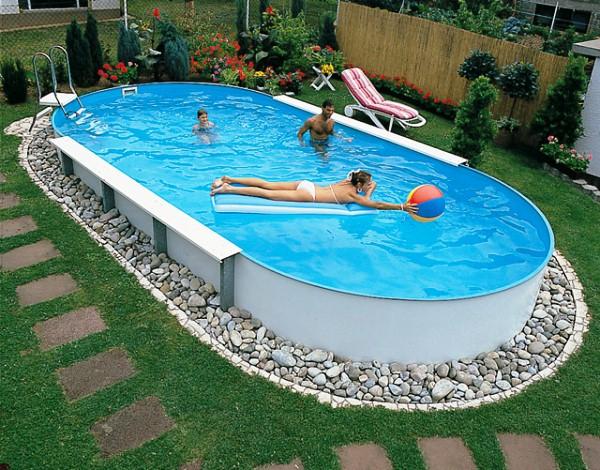дизайн бассейна в частном доме фото 7