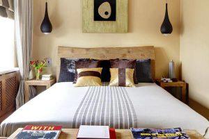 интерьер малогабаритной спальни фото 36
