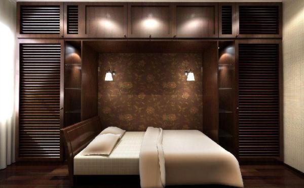 мебель для маленькой спальни фото