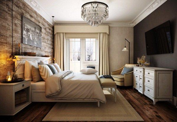 спальня по фен шуй расположение кровати фото 10