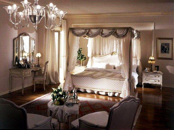 спальня по фен шуй расположение кровати фото 6