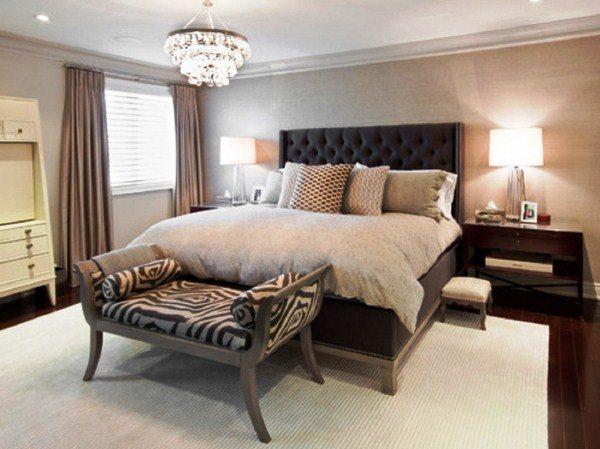 спальня по фен шуй расположение кровати фото