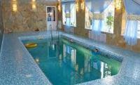 бассейн в частном доме фото