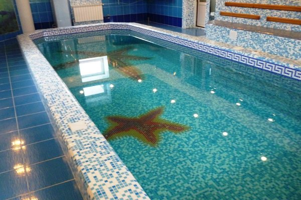 мозаика для бассейна фото 13