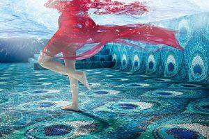 мозаика для бассейна фото 19