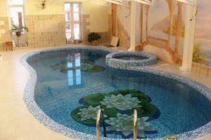 мозаика для бассейна фото 31