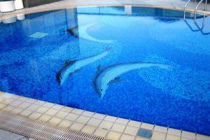 мозаика для бассейна фото 39