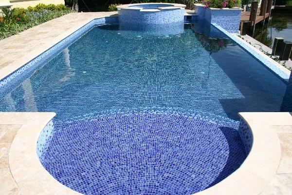 мозаика для бассейна фото 4