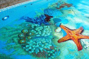 мозаика для бассейна фото 44